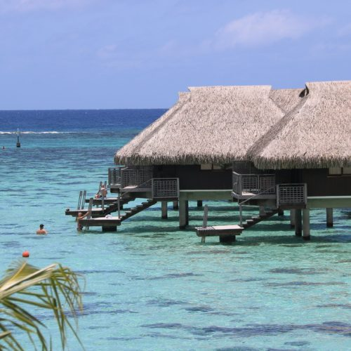 Hilton Moorea Lagoon Resort & Spa, French Polynesia