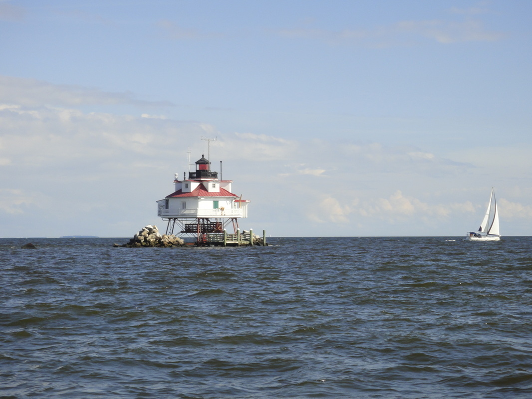 Cruising the Chesapeake Bay