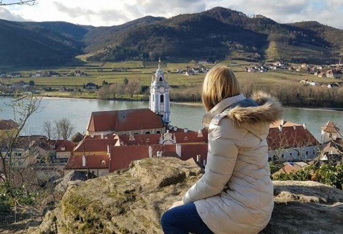 6 ways river cruises might surprise you - Laurel looking at Danube
