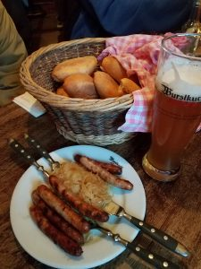 Sausage Kitchen in Regensburg, Germany
